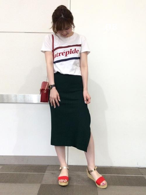 春夏新作★ストラップウェッジサンダル★