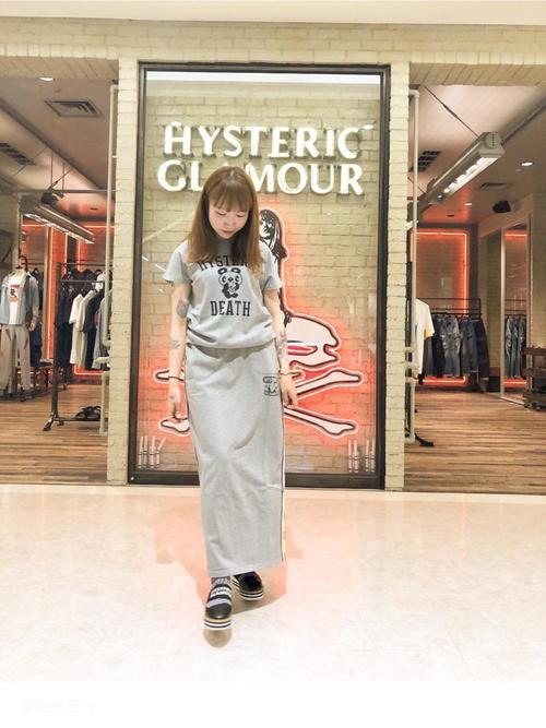 [HYSTERIC GLAMOUR] UNTAMED pt SK
