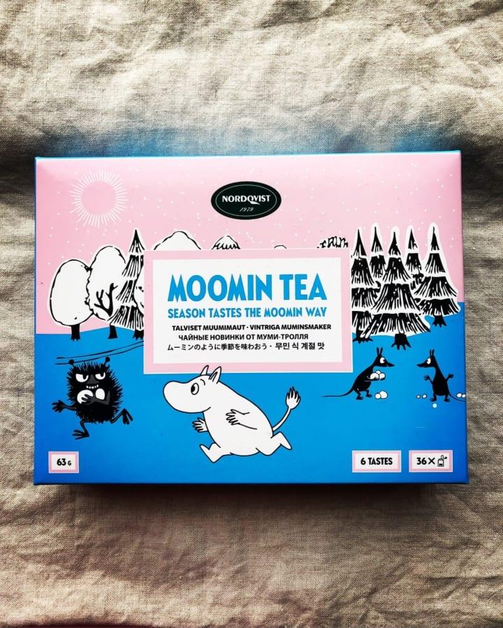 MOOMIN TEA