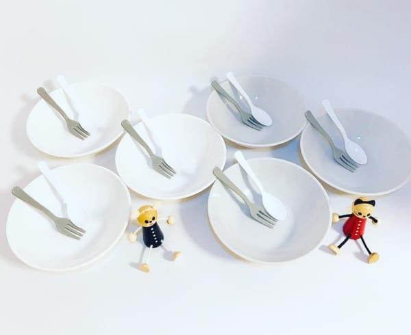 取り皿として最適なプラスチック製ミニボウル