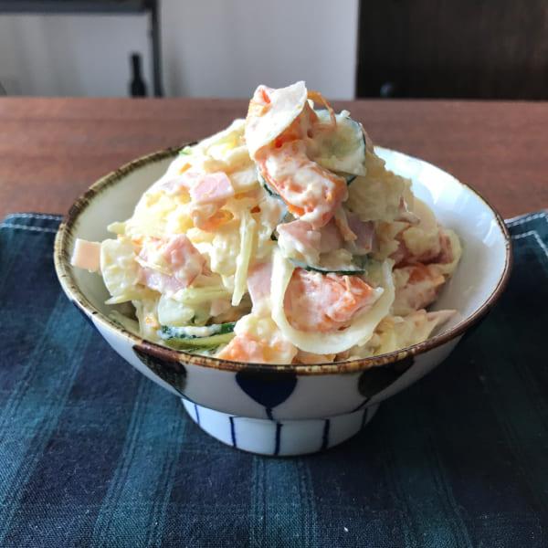 洋食 レシピ 前菜 サラダ4