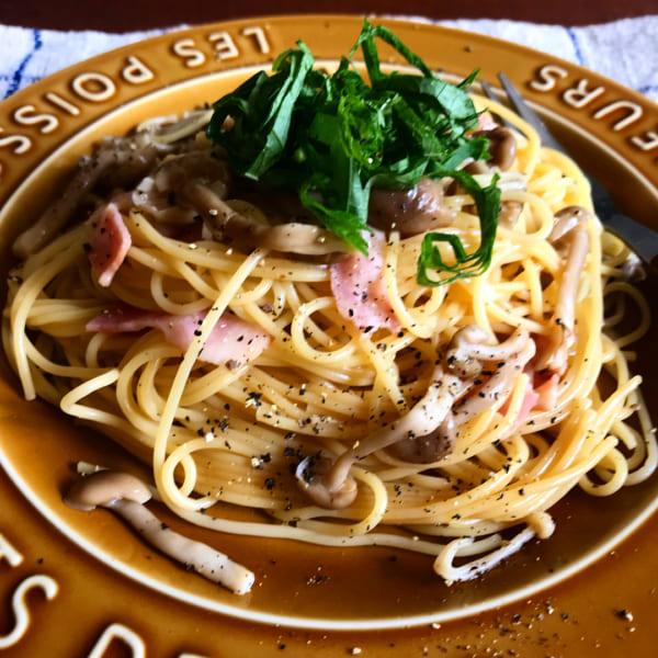 洋食 レシピ パスタ2