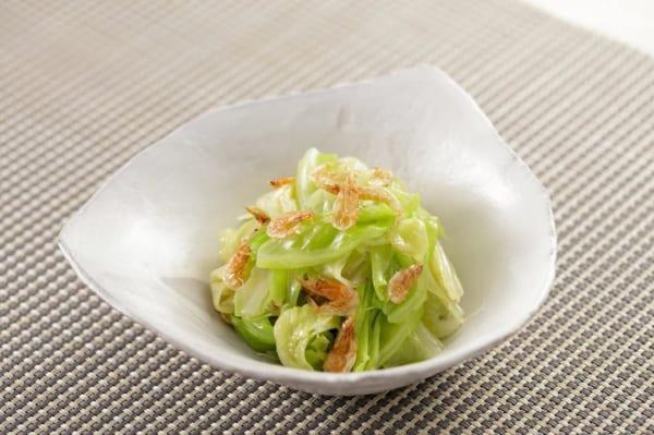 キャベツ 腸活レシピ3