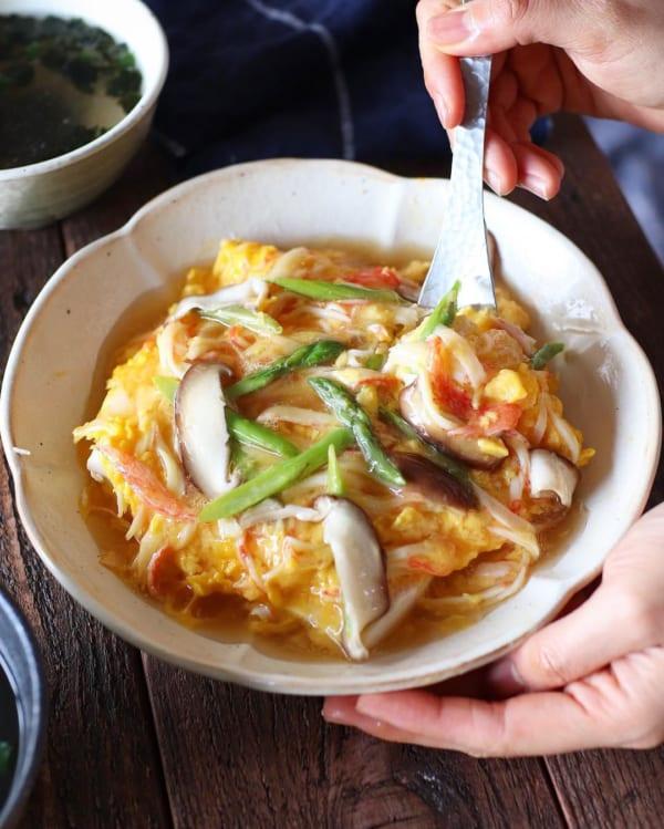 卵 中華風おかず レシピ2