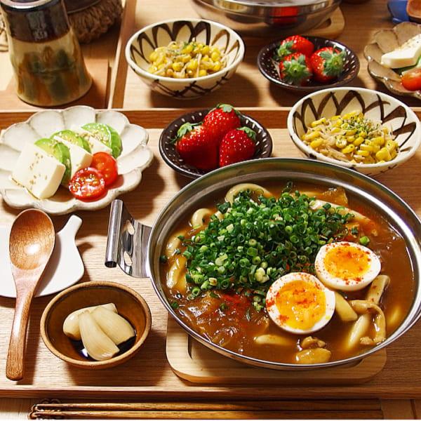 うどん 簡単 アレンジ レシピ3