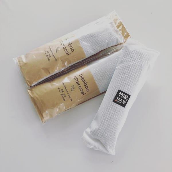 防虫・除湿・消臭効果のある竹炭2