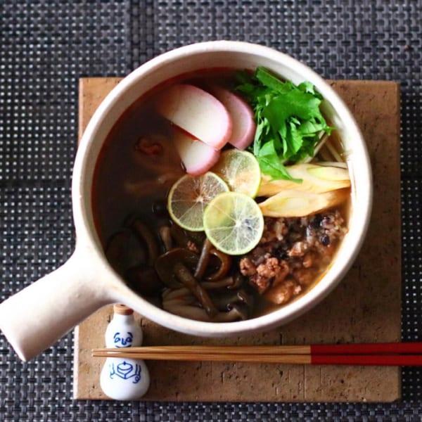 温かい うどん 簡単 レシピ16
