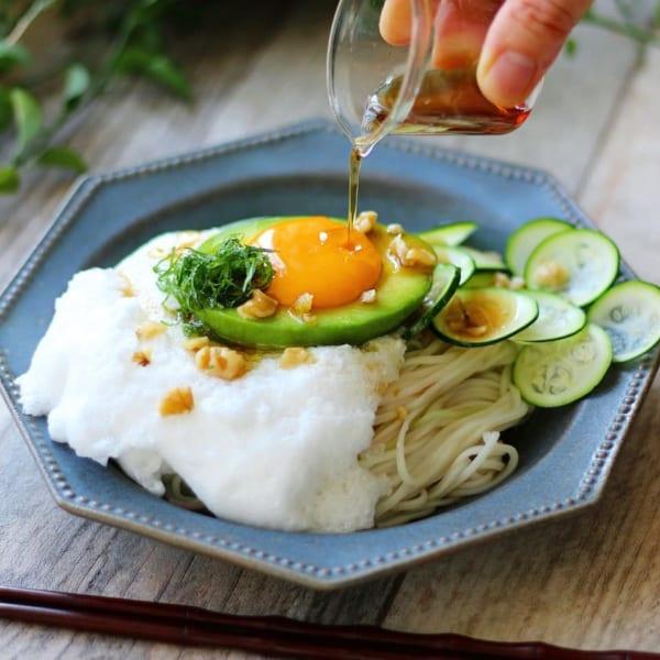 アボガド 腸活レシピ5