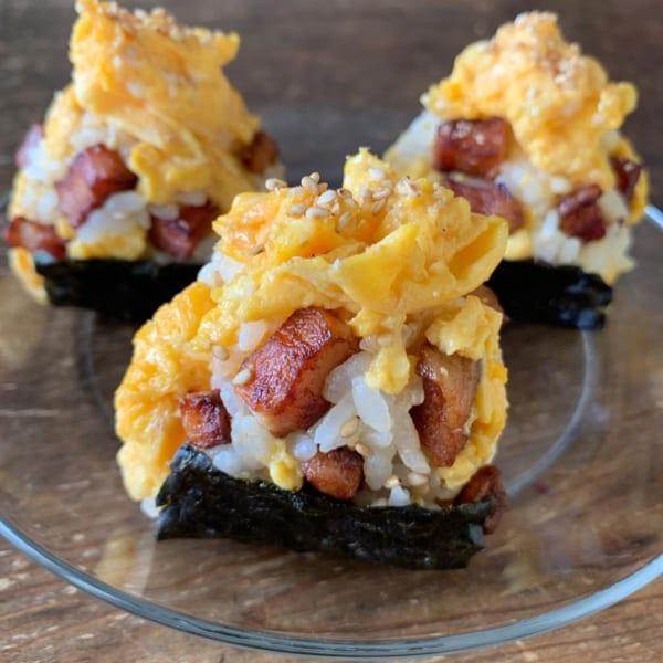 卵 ご飯系おかず レシピ5