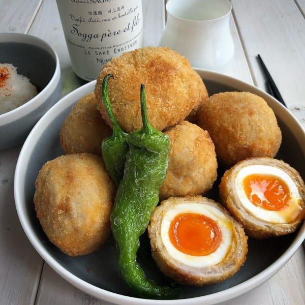 洋食 レシピ 卵料理4