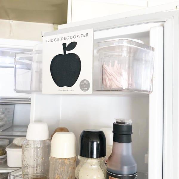 セリアの冷蔵庫用消臭シート