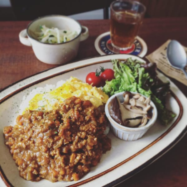 合挽き肉の簡単レシピ11