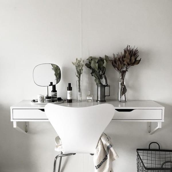 IKEAアイテムを使ったネックレス・アクセサリー収納