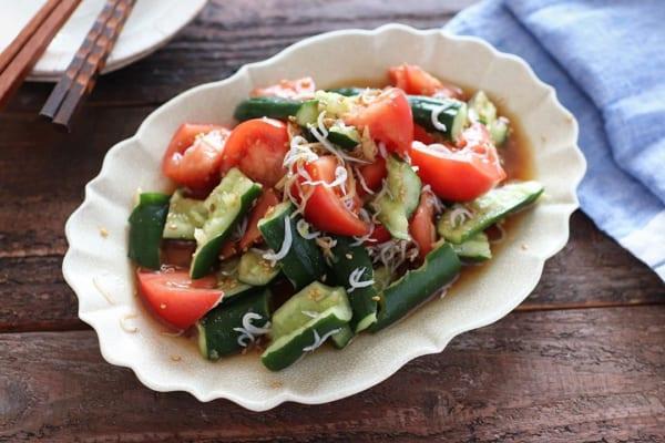 トマトの人気レシピ《前菜・サラダ》2