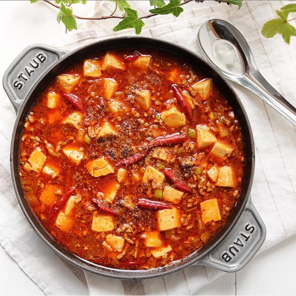 合挽き肉の簡単レシピ12