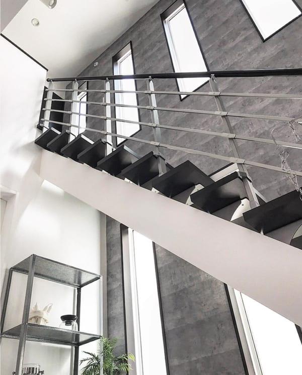 階段 インテリア9