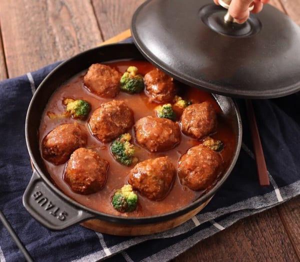 食べやすくて人気のミートボールの作り方