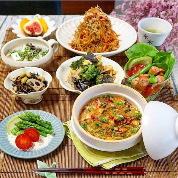 土鍋 レシピ 炊き込みご飯8
