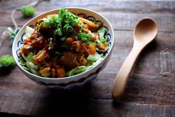 鶏肉 おつまみ 炒め物3