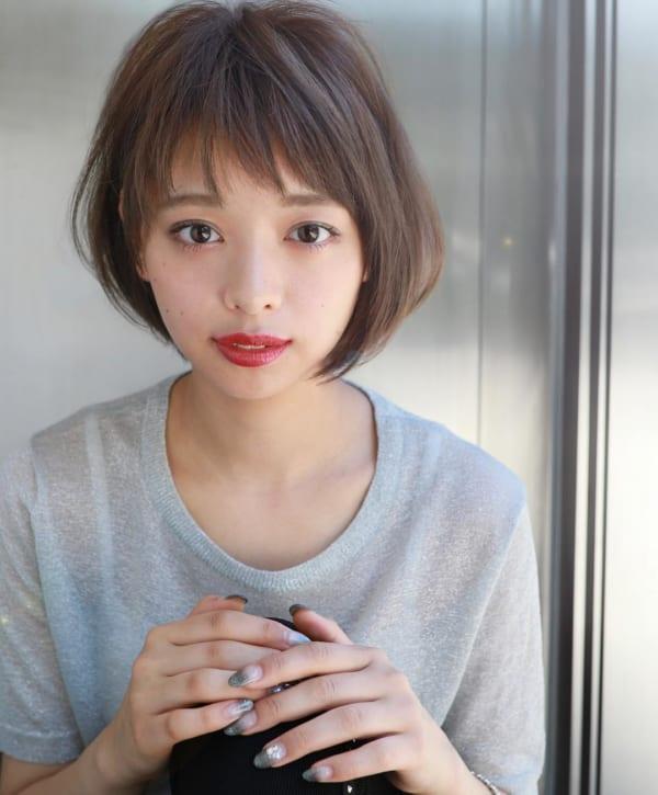 髪型 女性