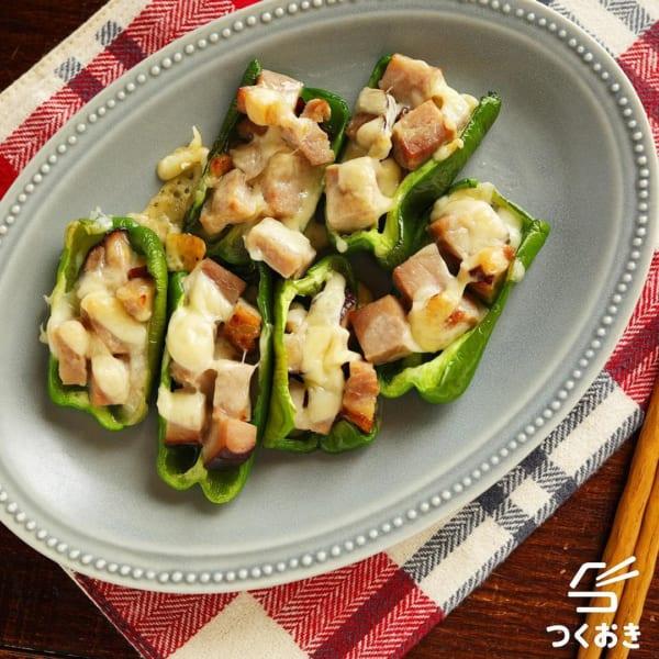 洋食 レシピ 野菜系 メイン