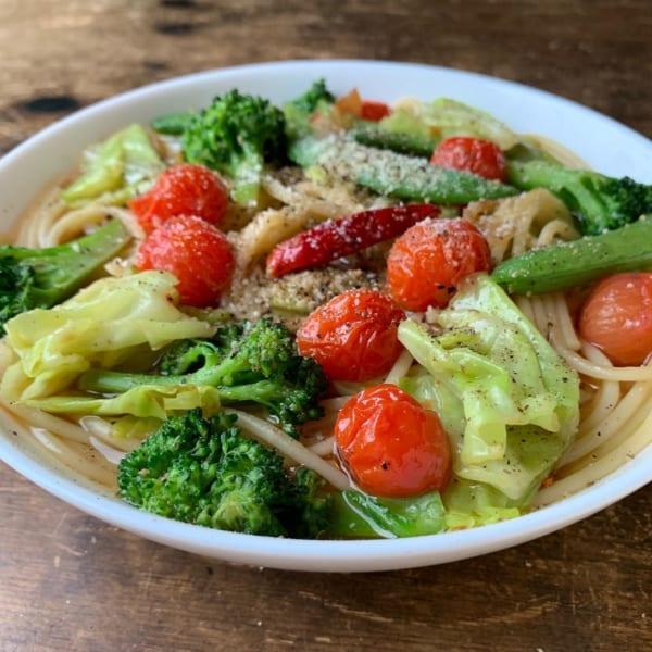 胃 優しい レシピ 麺3