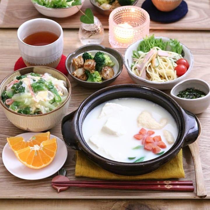 トロトロ湯豆腐
