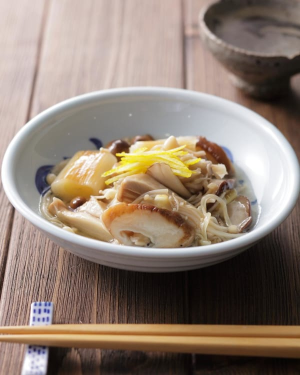 きのこ 腸活レシピ 4