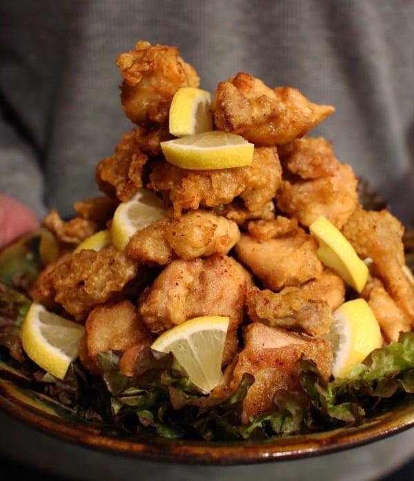 鶏肉 おつまみ 揚げ物2