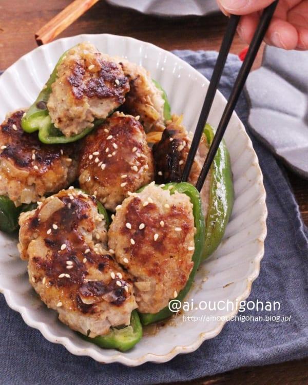 豚ひき肉の簡単レシピ1