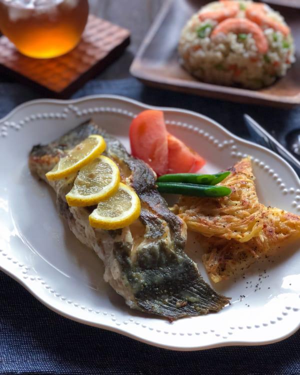 洋食 レシピ 魚介系 メイン2