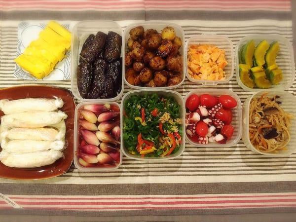 トマトの人気レシピ《前菜・サラダ》6