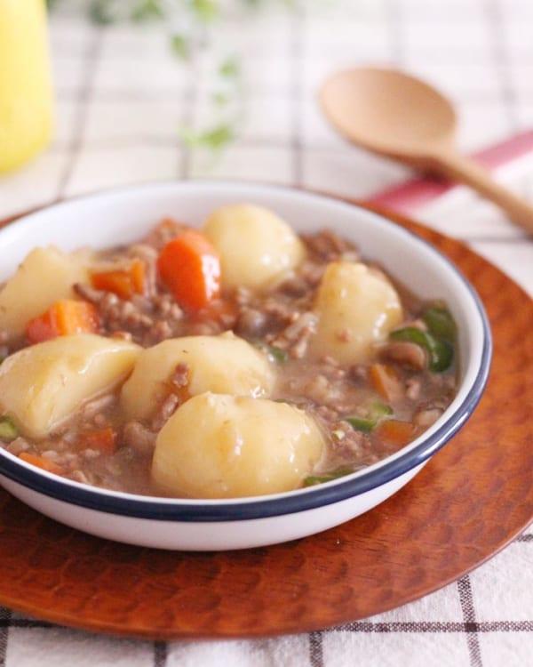 豚ひき肉の簡単レシピ4