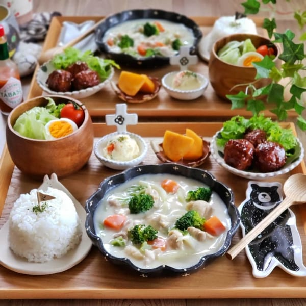 豆腐入り肉団子