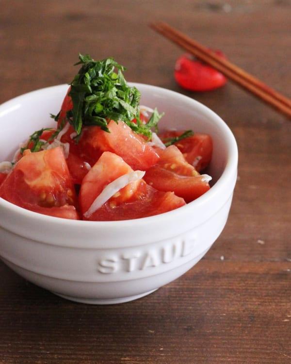 トマトの人気レシピ《前菜・サラダ》11