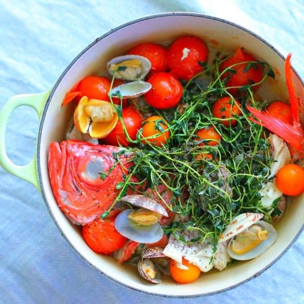 洋食 レシピ 魚介系 メイン7