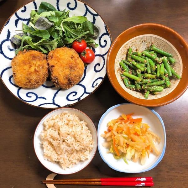 豆類 腸活レシピ3