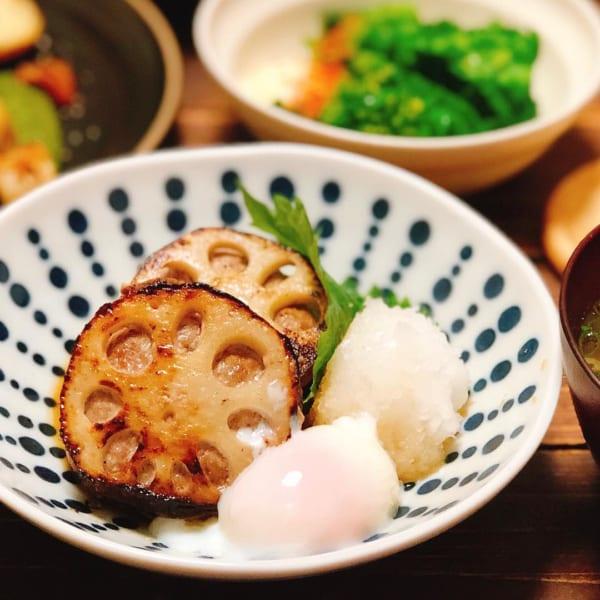 根菜 腸活レシピ2