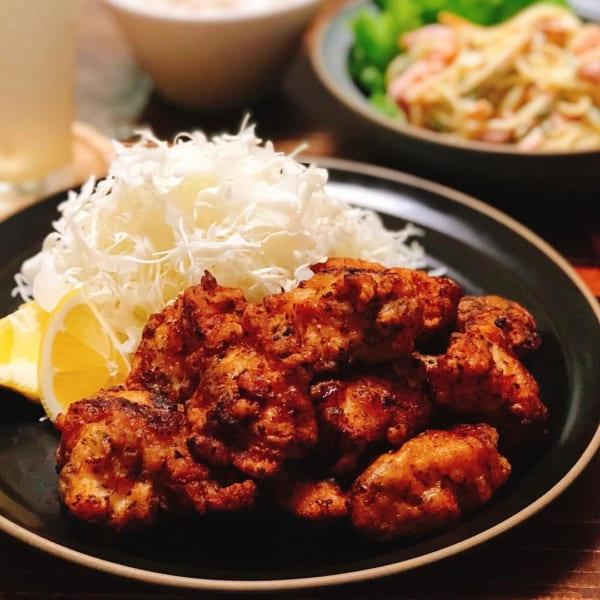 鶏肉 おつまみ 揚げ物11