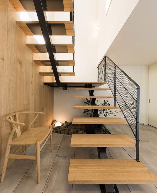 階段 インテリア19