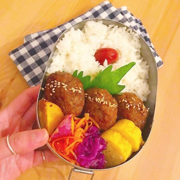夏 お弁当 ニンジンラペ