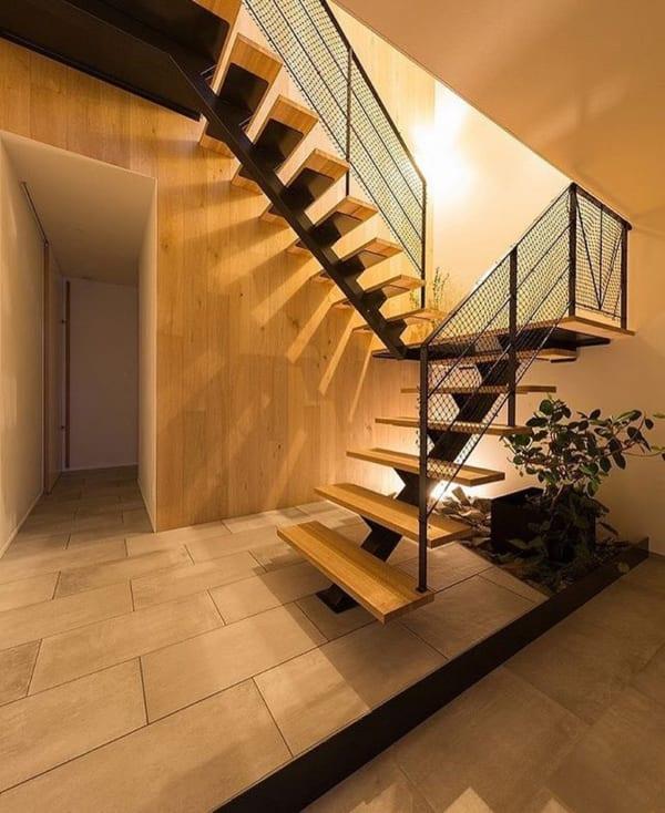 階段 インテリア20