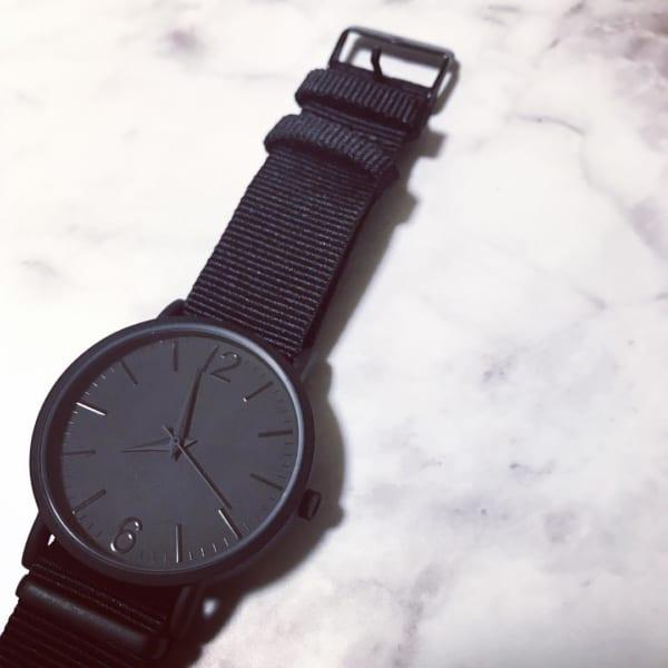ワンコインのユニセックス腕時計 ダイソー