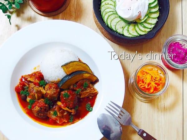 トマトの人気レシピ《洋風メイン》3