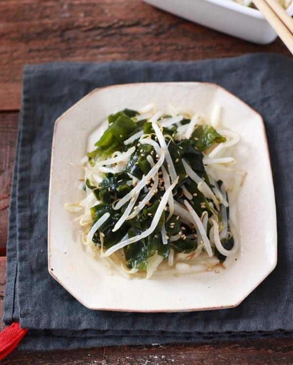 海藻 腸活レシピ