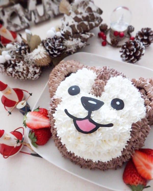 子供が喜ぶデコレーションケーキ