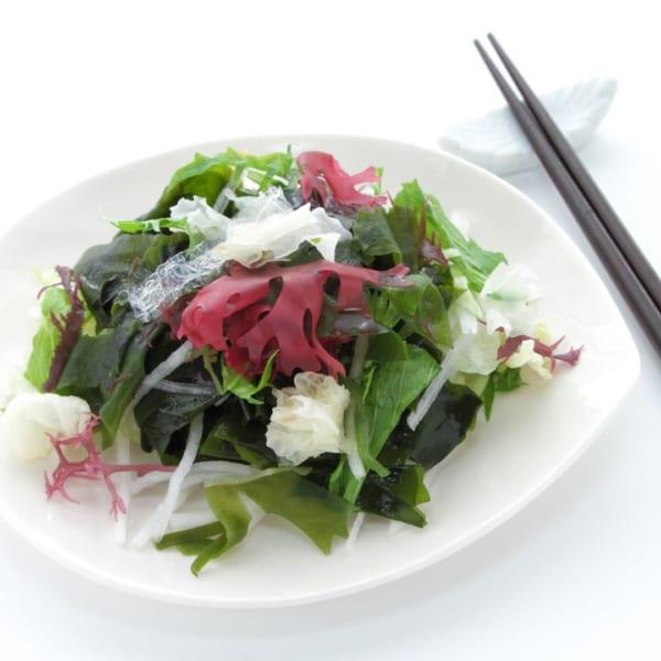 海藻 腸活レシピ2