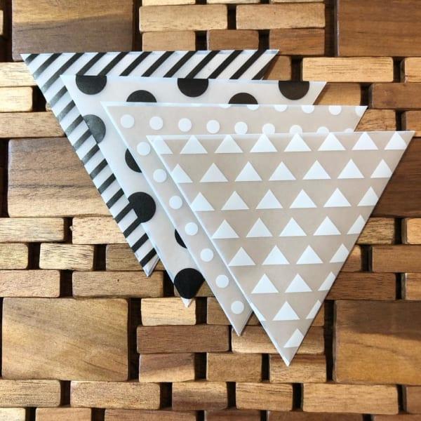 折り紙でできる!個性アリの三角封筒
