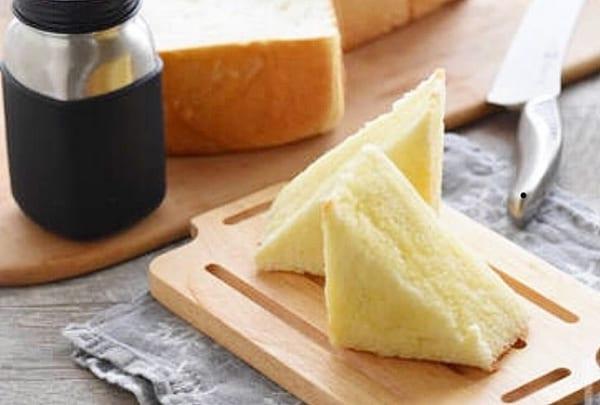バター&砂糖