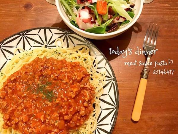 洋食 レシピ パスタ5